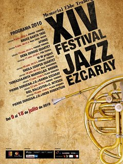 Festival de Jazz que se celebra todos los años en julio