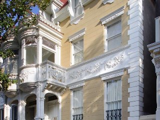 Monterey Sq -- Garden Level Apt. -- Savannah's Premier Address!