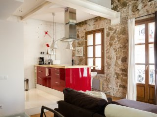 Amazing Loft in BCN Center (B0132)