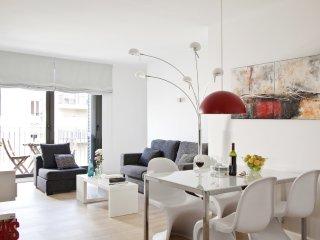 Design flat Sagrada Familia (B0841)