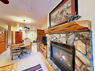 NEW! Resort 1BR Condo w/ Private Balcony - 300 Yards to Ski Base