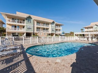 2BR 1st-Floor Condo w/ Pool—Steps to Beach, Near Dining & Shopping