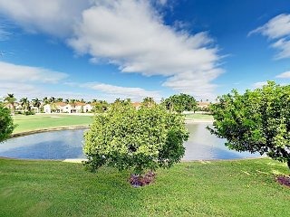 2BR Condo w/ Water-View Balcony, Pool & Hot Tub - Near Fishing & Watersports