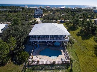 Big 4 BR Ft. Morgan home with Pool and Private Beach Access
