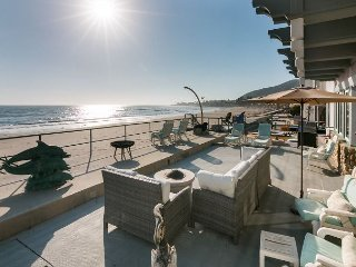 Stylish 4BR/4BA Faria Beachfront w/ Views of Channel Islands – Near Ventura