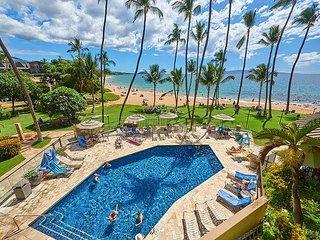 Mana Kai Maui 207 2BR Beachfront Condo w/ Panoramic Ocean Views