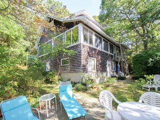 4BR House in the Woods – 1 Mile to Beach & 10-minute Drive to Hyannis
