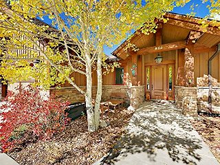 Luxe 5BR Vail Valley Home w/ Mountain Views & Fully-Equipped Game Room