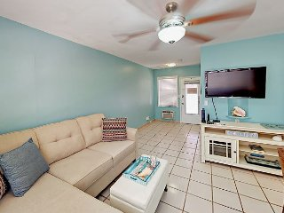 1BR Condo w/ Ocean Views, 10 Steps From Hollywood Beach and Boardwalk