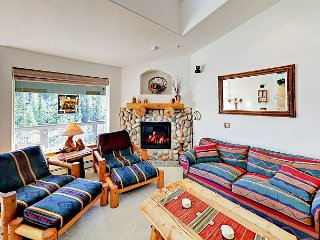 Comfy 3BR Condo w/ 2 King Beds, Great access to Ski Areas