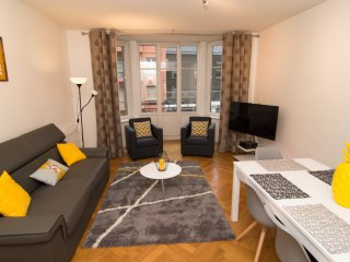 NETTER *** city center appart 2 Chambres + sejour