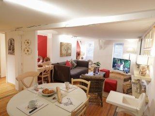 MARZOLFF 79 m2 centre ville avec lift 2 chambres