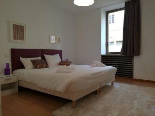 SCHWARTZ 2 pièces (1 chambre et salon/cuisine)