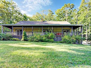 Spacious, Pet-Friendly 3BR w/ Deck - Adjacent to Nature Preserve