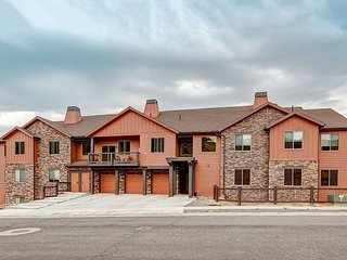 Brand-New 3BR Blackrock Ridge Condo – 10 Minutes from Park City & Deer Valley