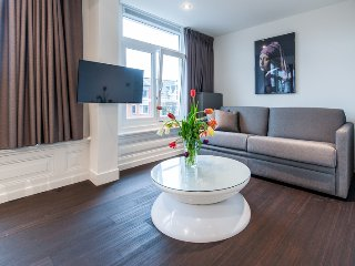 Brand new 1 bedroom apartment in in Amsterdam