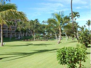 Maui Sunset A102 - Aloha Mai 2, Beachfront Resort Condo, Ground floor, 1B/2BA, S