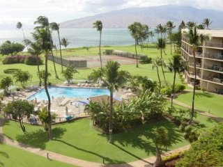 Maui Sunset Resort A102 - Aloha Mai, Remodel, Ground floor, 1BR/2BA, Sleeps 6