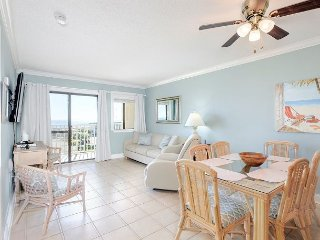 2BR, 2BA Gulf-View Condo Near Kiva Dunes--Snowbirds Delight
