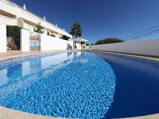 Villa vue mer panoramique, proche plage de Meia Praia, 3 chambres