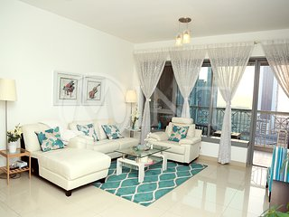 Experience luxury lifestyle in the heart of Dubai - Firnished 2 BR Apartment