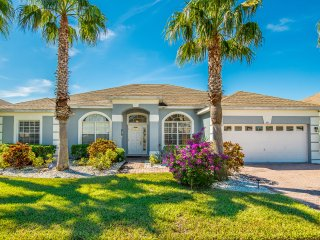Charming 5 bedroom 3 bath Highland Reserve home 7 miles to Disney from $188nt