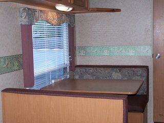 private conveniently located RV by the Airport