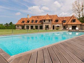 Splendide demeure normande près de Deauville
