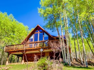 Aspen Retreat Mountain Cabin