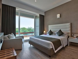 SUITE, HOTEL THE ATARA , GURGAON, INDIA