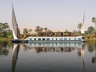 Croisiére sur le Nil en dahabeya