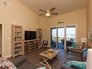 Cinnamon Beach Unit 364- Penthouse with Stunning Golf & Ocean Views!!!