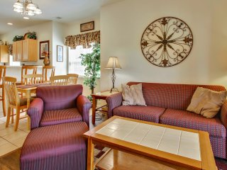 Nature View Condo (ENR 15-1) Quiet Pet-Friendly 2 BR/2 Bath