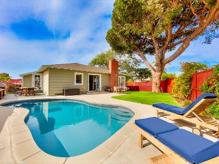 Home w/ Pool, Walk to Beach, Shops & More - Pet Friendly