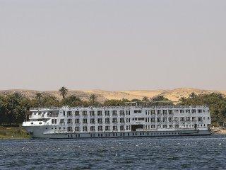 Croisiere sur le Nil
