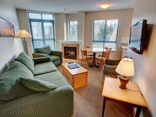 2 Bedroom Condo in Alpenglow by ResortQuest at Whistler, BC