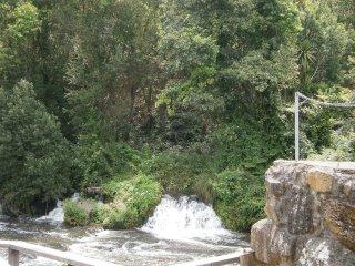 Dream corner by waterfalls, studio1