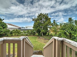 Modern House w/Private Yard in the Heart of Hilo!