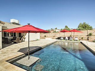 NEW! Lavish 4BR Lake Havasu Home w/ Pool & Fire Pit