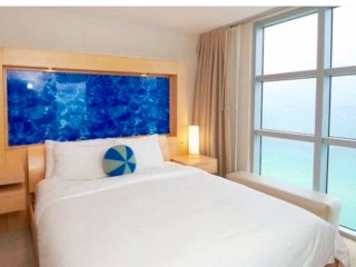 Marenas Resort Luxury Condo-Hotel unit with direct Ocean Views