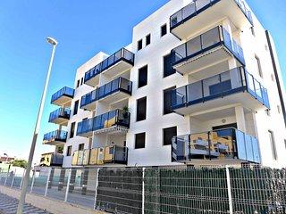 Apartamento en Playa de Bellreguard
