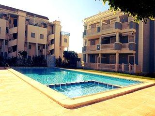 Apartamento con Piscina en Denia