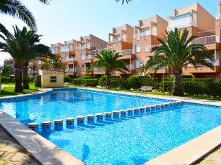 Apartamento junto a la Playa en Dénia