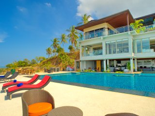 Yupa Penthouse in Koh Samui ( 12 bedrooms) with Sea View