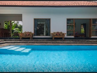 Lovina Villa Cinta -  a 2bedroom villa full furnish with big garden near beach