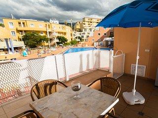 Appartamento vicino al mare con piscina. Wi-Fi.