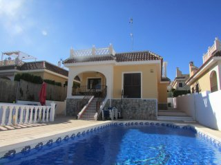 Fantastic villa for weekly rental in Ciudad Quesada