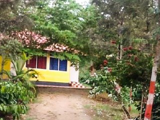 Vibrant stay for backpackers, close to Harangi Dam