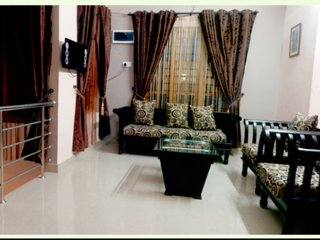 3-bedroom accommodation for homestay
