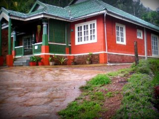 5-bedroom home cocooned amidst misty hills